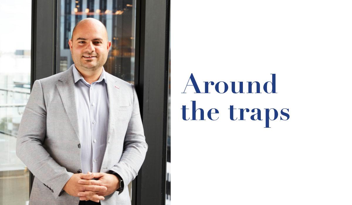 Around the Traps