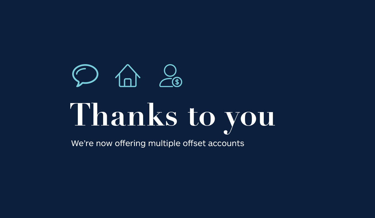 Multiple Offset Accounts