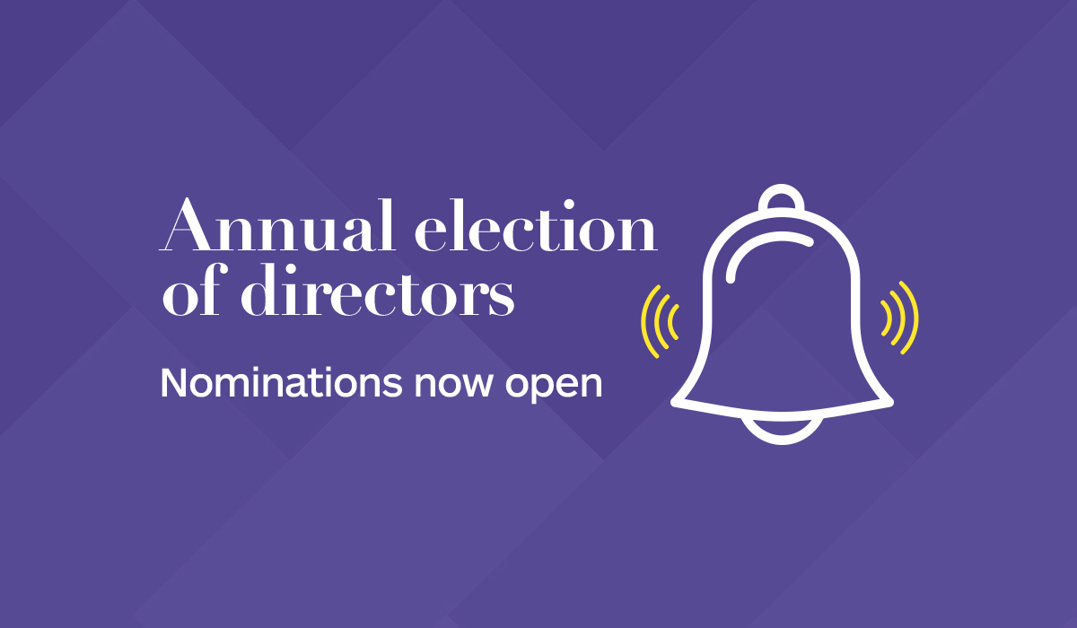 Annual Election of Directors