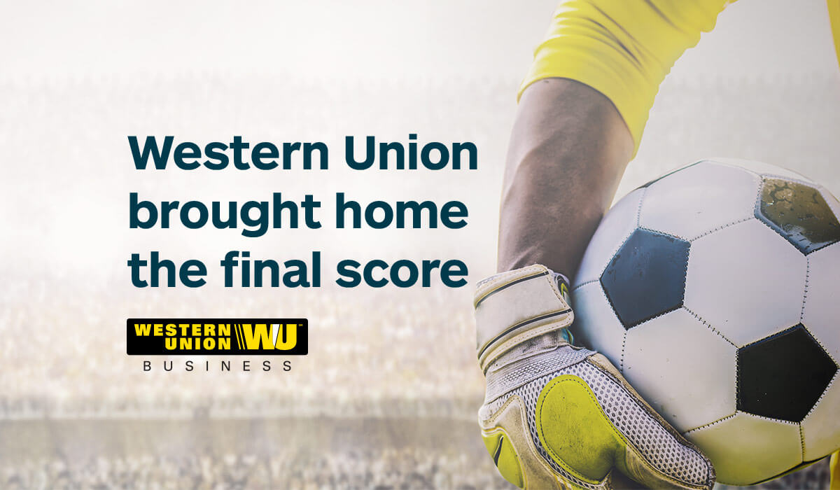 Western Union Competition Winners