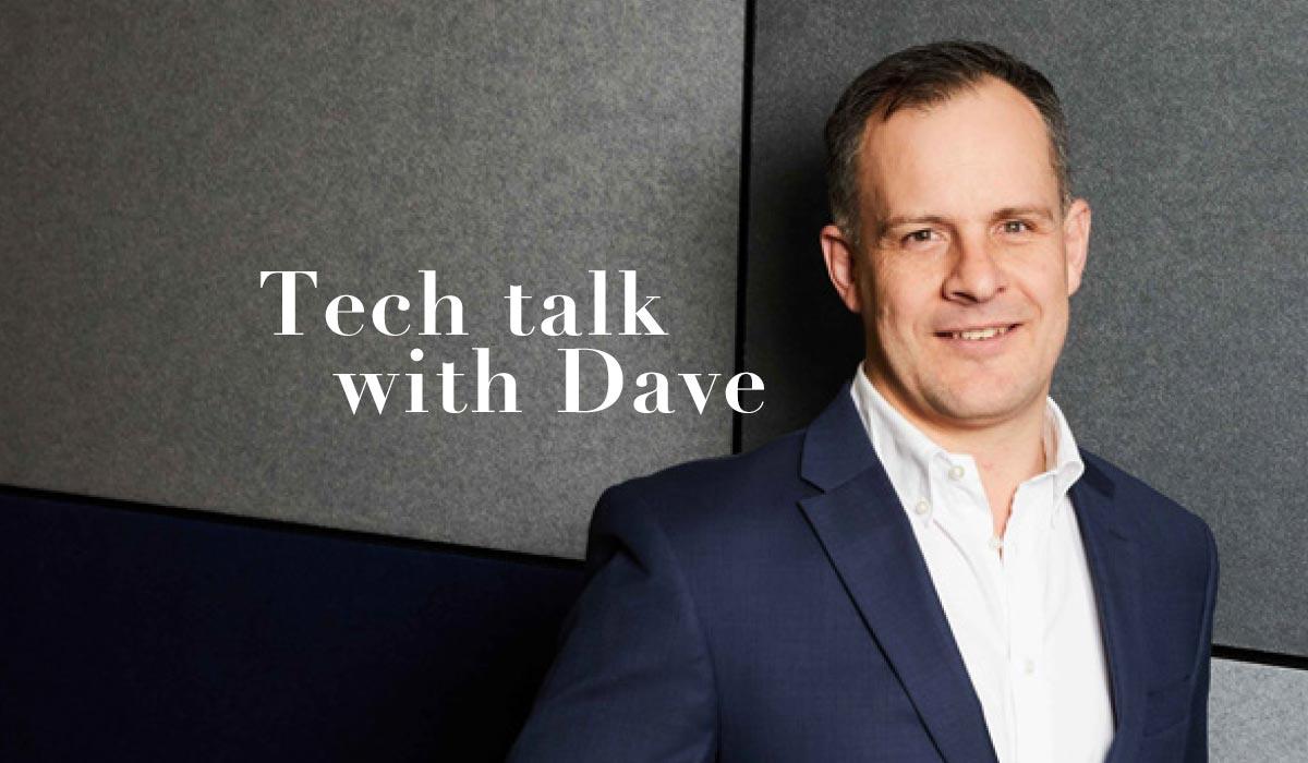 Tech Talk with Dave Bridges