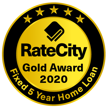 Rate City Fixed 5 Year Home Loan