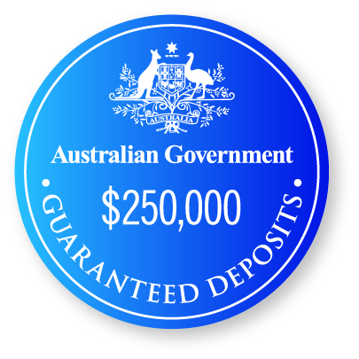 Government Guarantee Seal