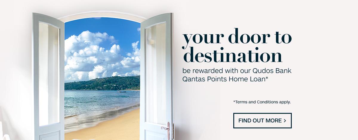 Qantas Points Home Loan