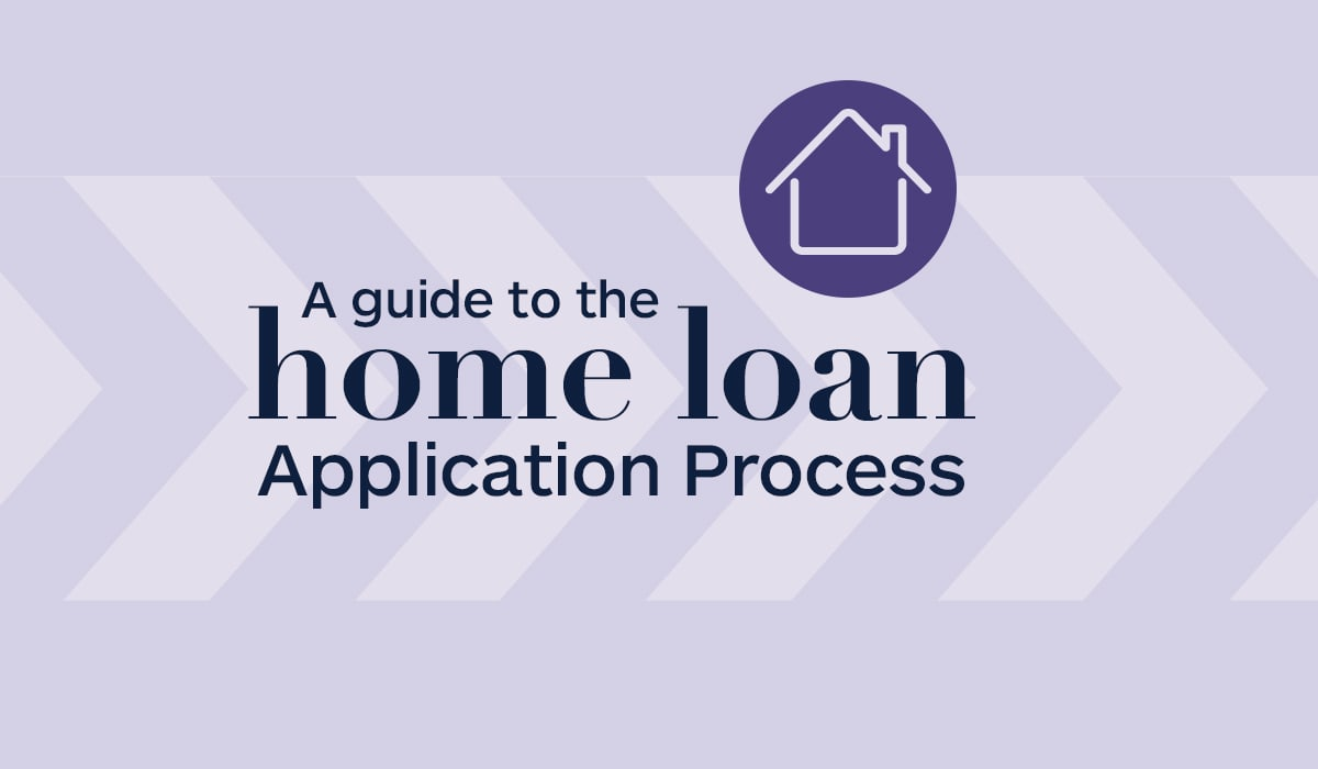 Your guide to the home loan application process