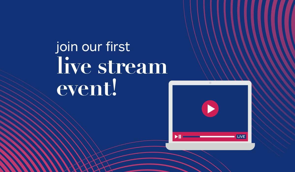 Live Stream AGM
