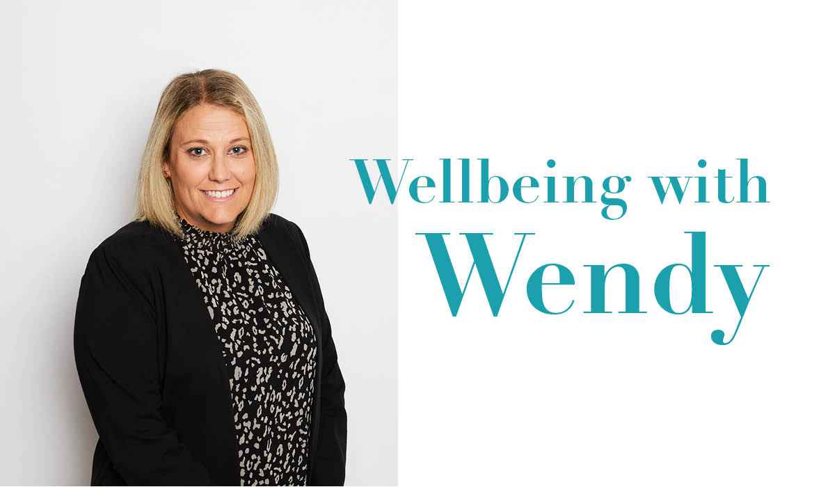 Wellbeing with Wendy