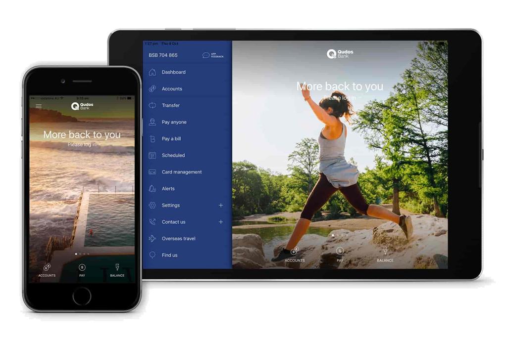 Qudos Bank App