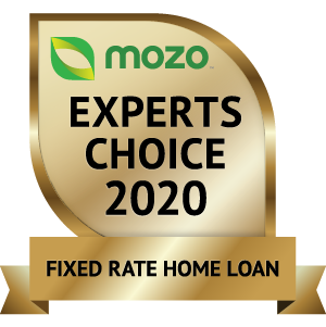 Mozo Experts Choice 2020 - Fixed Rate Home Loan