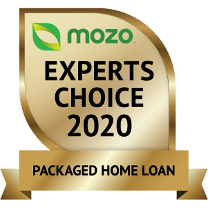 Mozo Experts Choice 2020 - Packaged Home Loan