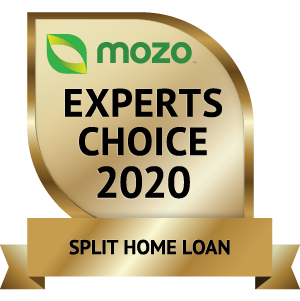 Mozo Experts Choice 2020 - Split Home Loan